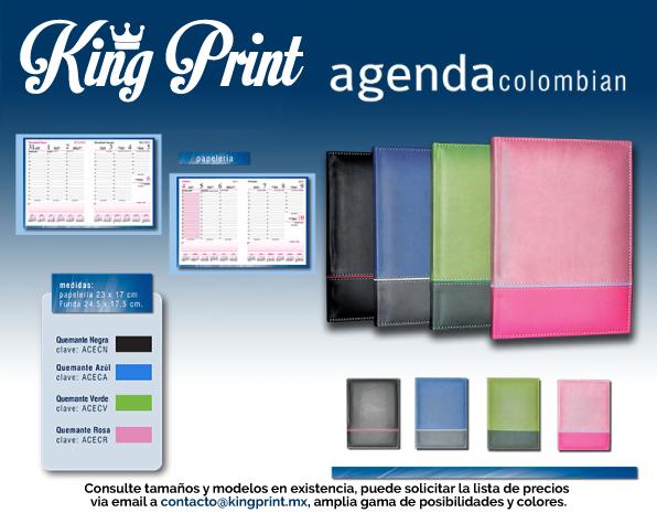 Agenda Colombian Ejecutiva