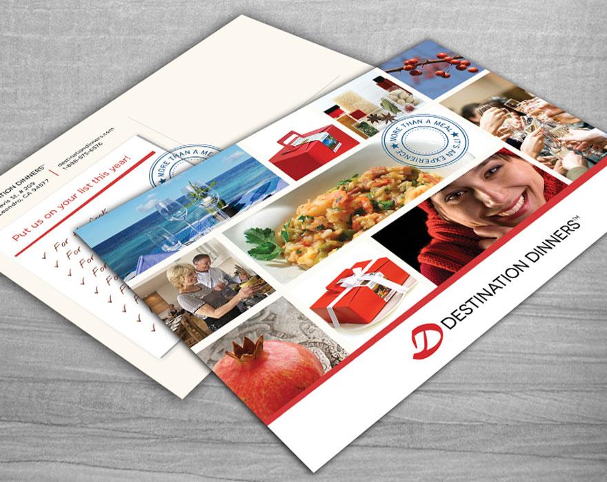 1000 Postales Laminadas Grandes a Color Por Ambos Lados