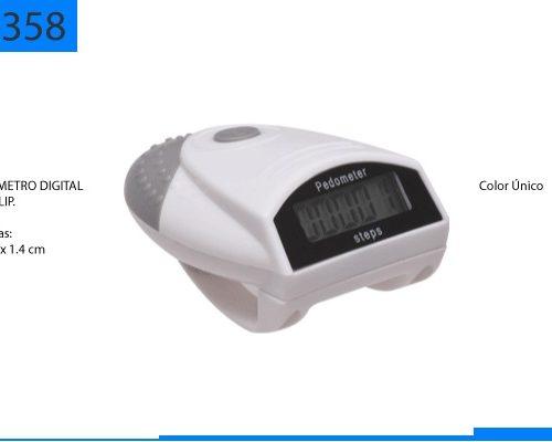 Podometro Digital