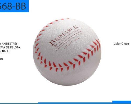 Antiestrés Pelota Baseball