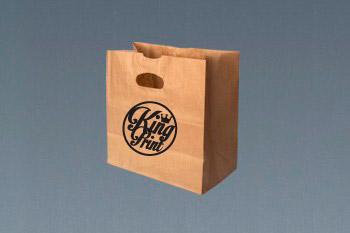 4ea0dd827 500 Bolsa Kraft con asa perforada con impresión a 1 tinta – KingPrint
