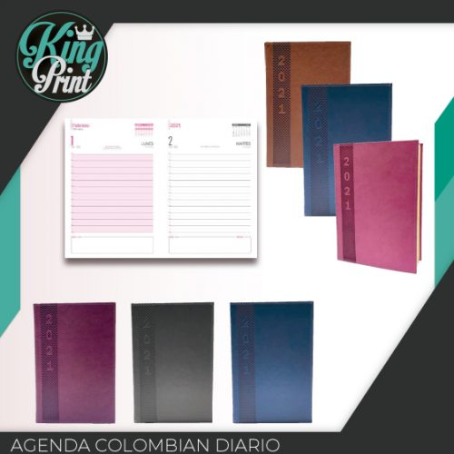 agenda colombian diario